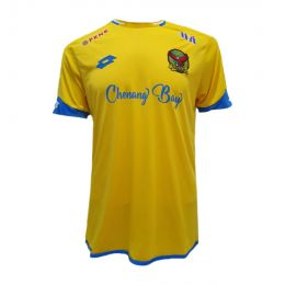 LOTTO MEN AWAY KEEPER JERSEY KDH FA '20 JC GOALKEEPER YELLOW