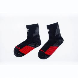 AL MEN RUNNING SOCK 3/4 SOCK SPORT BLACK