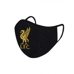LFC MEN FACE COVER GOLD ACCESSORIES