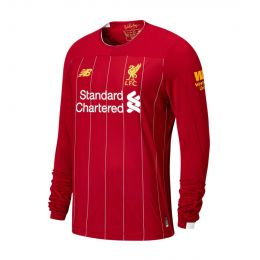 LFC MENS HOME LONG SLEEVE SHIRT 19/20 JERSEY