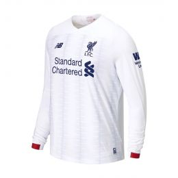 LFC MENS AWAY LONG SLEEVE SHIRT 19/20 JERSEY