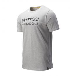 LFC MENS TRAVEL GRAPHIC T-SHIRT ROUND NECK
