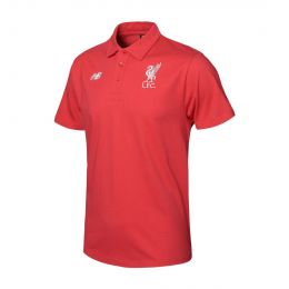 LFC MENS LOGO SHORT SLEEVE POLO