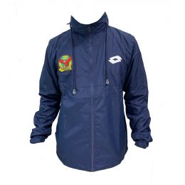 LOTTO MEN WINDBREAKER KDH FA '20 JACKET NAVY