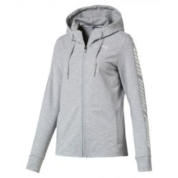 PUMA WOMEN JACKET MORDEN SPORTS HOODIE