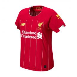LFC WOMENS HOME SHIRT 19/20 JERSEY