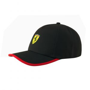 PUMA MEN SCUDERIA FERRARI RACE CAPS BLACK