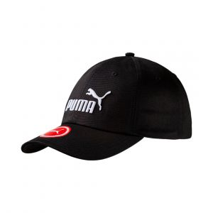 PUMA MEN ESSENTIAL CAPS BLACK