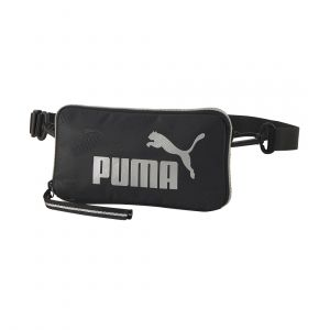 PUMA WOMEN CORE UP SHOULDER BAG POUCH BAG BLACK