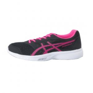 ASICS WOMEN LADY STORMER 2 RUNNING BLACK