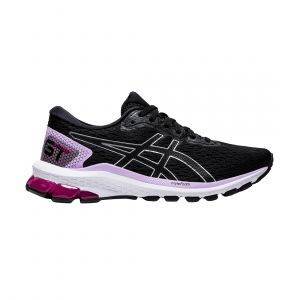ASICS WOMEN GT-1000 9 RUNNING BLACK 002