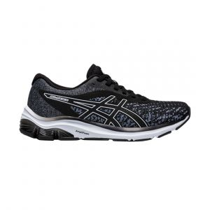 ASICS WOMEN GEL-PULSE 12 MK RUNNING BLACK
