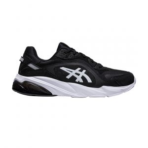 ASICS MEN GEL-MIQRUM LIFESTYLE BLACK/WHITE