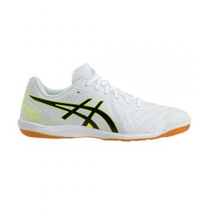 ASICS MEN CALCETTO WD 8 FUTSAL WHITE
