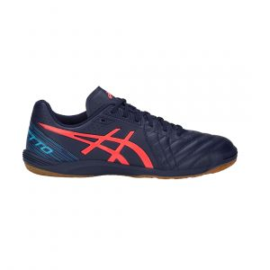 ASICS MEN CALCETTO WD 8 FUTSAL BLUE