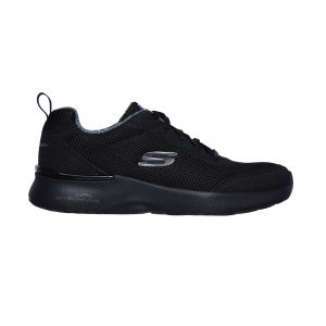SKECHERS WOMEN SKECH-AIR DYNAMIGHT LIFESTYLE BLACK