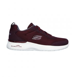 SKECHERS WOMEN SKECH-AIR DYNAMIGHT LIFESTYLE MAROON