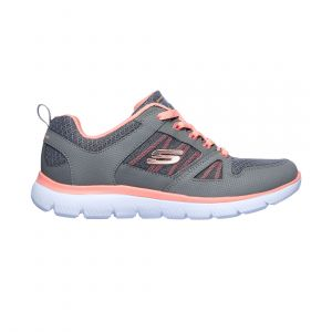 SKECHERS WOMEN SUMMITS LIFESTYLE GREY