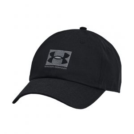 UNDER ARMOUR UNISEX BRANDED HAT CAPS BLACK