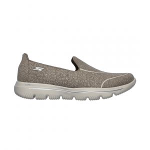SKECHERS WOMEN GO WALK EVOLUTION ULTRA BROWN LIFESTYLE