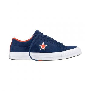 CONVERSE UNISEX ONE STAR OX LIFESTYLE NAVY
