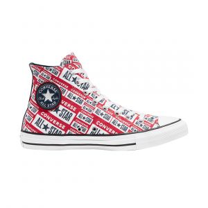 CONVERSE MEN LOGO PLAY CHUCK TAYLOR ALL STAR HIGH TOP LIFESTYLE