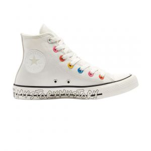 CONVERSE WOMEN MY STORY CHUCK TAYLOR ALL STAR HIGH TOP LIFESTYLE WHITE