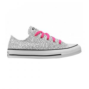 CONVERSE WOMEN MY STORY CHUCK TAYLOR ALL STAR LIFESTYLE WHITE