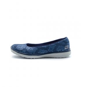 SKECHERS WOMEN MICROBURST LIFESTYLE NAVY
