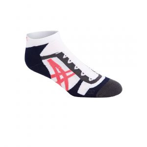 ASICS MEN GRAPHIC ANKLE SOCKS SOCK CASUAL