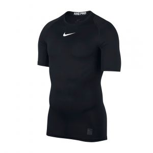 NIKE MEN TOP TIGHT SHORT SLEEVE COMPRESSION