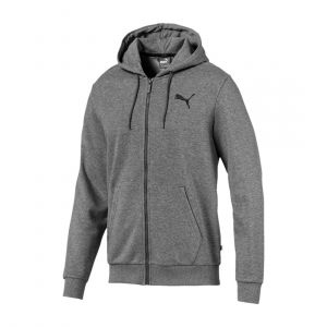 PUMA MEN ESS FZ HOODY TR  JACKET