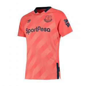 UMBRO MEN MENS EVERTON FC AWAY SHIRT 19/20