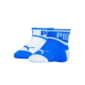 PUMA KIDS BOY PUMA BABY WORDING SOCK  2P SOCK CASUAL