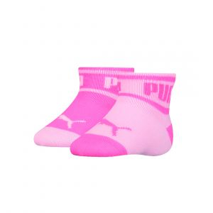 PUMA KIDS GIRL PUMA BABY WORDING SOCK  2P SOCK CASUAL