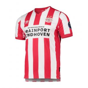 UMBRO MEN MENS PSV EINDHOVEN HOME SHIRT 19/20