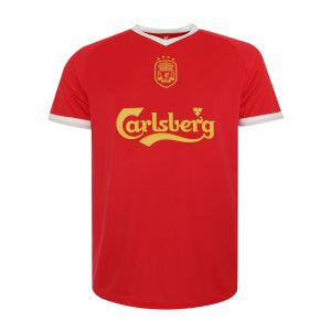 LFC MEN LFC RETRO 2001-2003 EURO HOME SHIRT