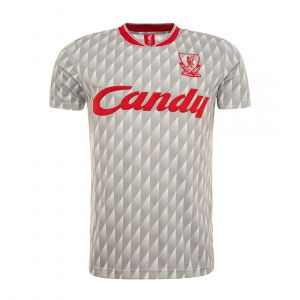 LFC MEN LFC RETRO CANDY AWAY SHIRT