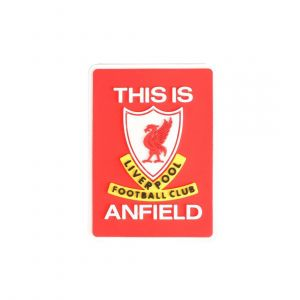 LFC UNISEX THIS IS ANFIELD (TIA) MAGNET