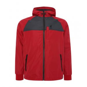 LFC MEN MENS LIGHTWEIGHT HOODED JACKET