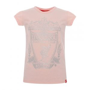LFC KIDS DIAMANTE CREST  ROUND NECK
