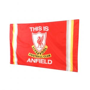 LFC UNISEX THIS IS ANFIELD (TIA) FLAG