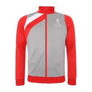 LFC MEN RETRO 1986 CROWN PAINTS TRACK JACKET