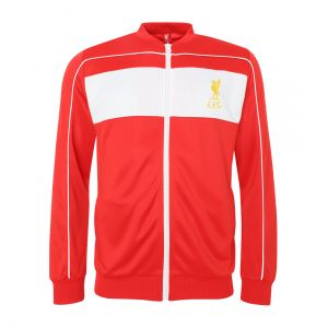 LFC MEN RETRO 1982 CROWN PAINTS TRACK JACKET