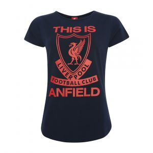LFC WOMEN THIS IS ANFIELD  ROUND NECK