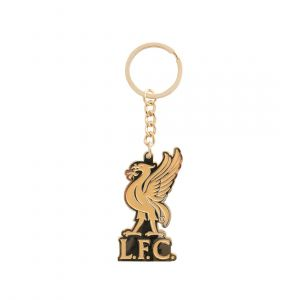 LFC MEN GOLD LIVERBIRD KEYRING