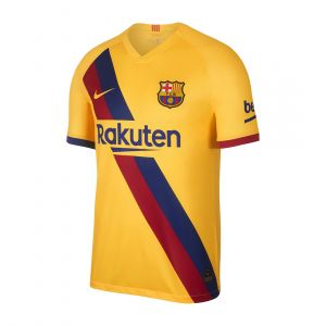 NIKE MEN JERSEY BARCELONA FCB AWAY SS