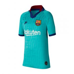 NIKE JUNIOR BOY JERSEY BARCELONA FCB 3RD SS