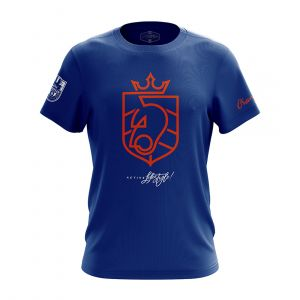 AL MEN AL ROUND NECK TEE MEN NETHERLANDS ROUND NECK BLUE