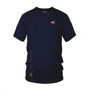 AL MEN AL X LUPK S. PATCH ROUND NECK NAVY